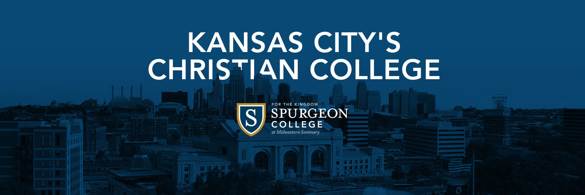 Kansas City's Christian College - Spurgeon College